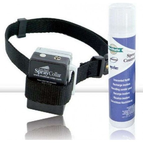 Collar antiladridos Petsafe spray para perros