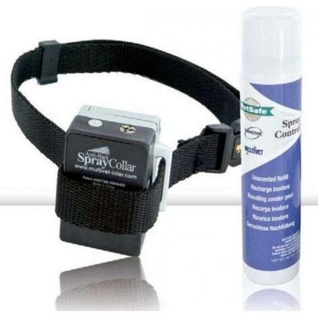 Collar antiladridos Petsafe spray