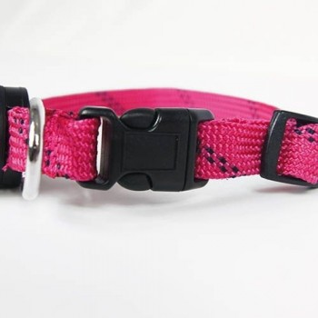 Collar para perro nylon led mini