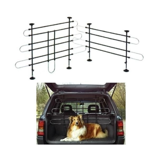 Separador de perro para coche