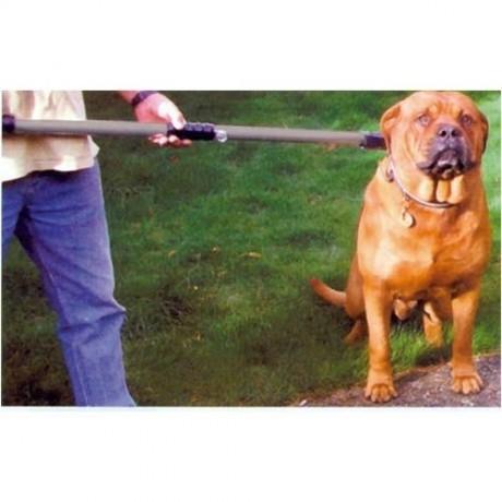 Capturador de perro aluminio