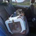 Jaula para perro de loneta