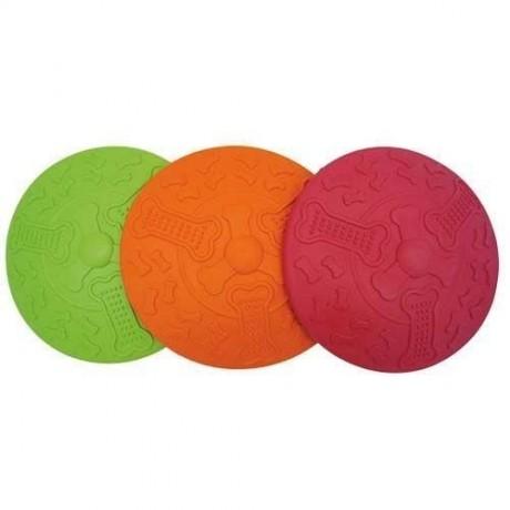 Juguete para perro Frisbee huesitos