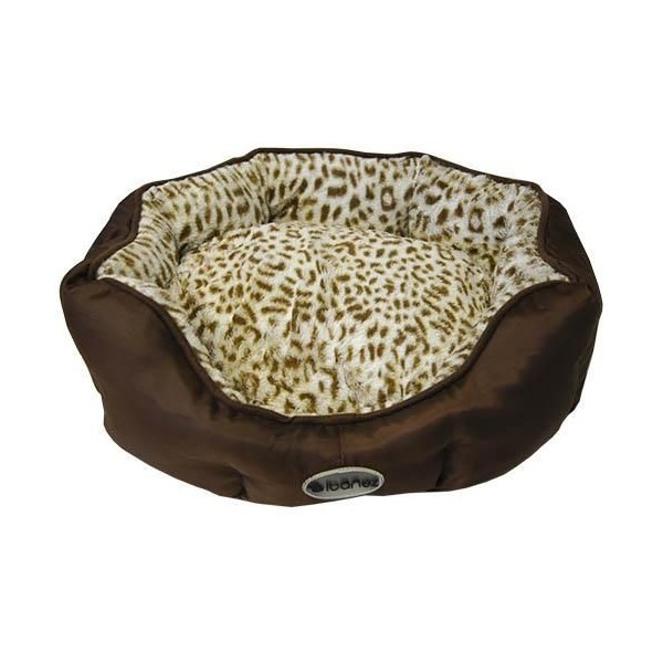 Cama para perro Tigre Marron