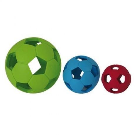 Juguete para perro pelota futbol