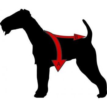 Abrigo para perro Reflect