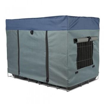Funda Jaula para perro plegable Plus