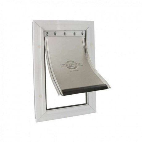 Puerta para perro Petsafe Staywell Aluminio extra grande