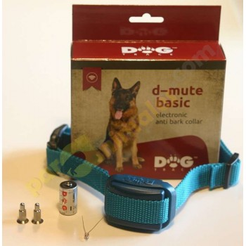 Collar antiladridos Dogtrace Dmute Basic para perro