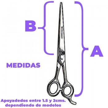 Tijera Recta 20cm Ibañez Sena