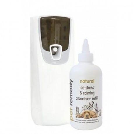 Relajante natural Pet Remedy difusor portatil
