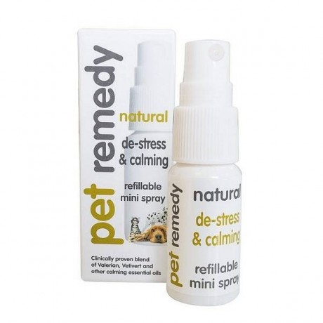 Relajante natural Pet Remedy spray 15ml