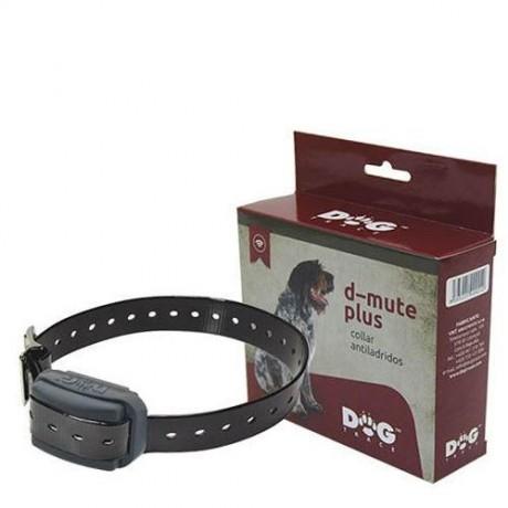 Collar antiladridos Dogtrace Dmute Plus para perro